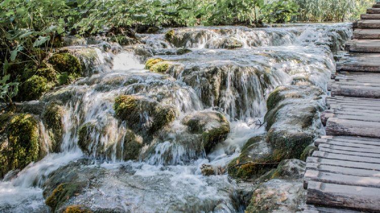 Wodospady plitwickie