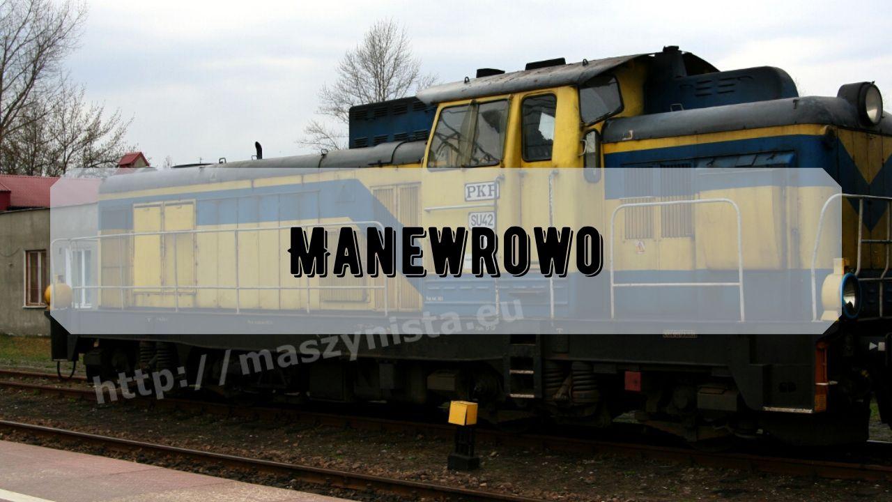 Manewrowo