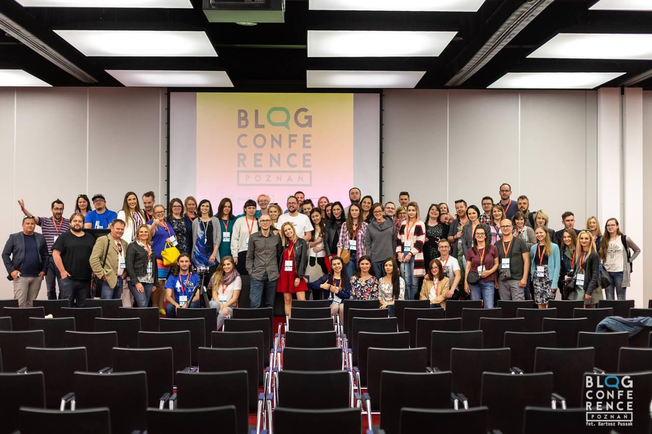 Blog Conference Poznań 2018