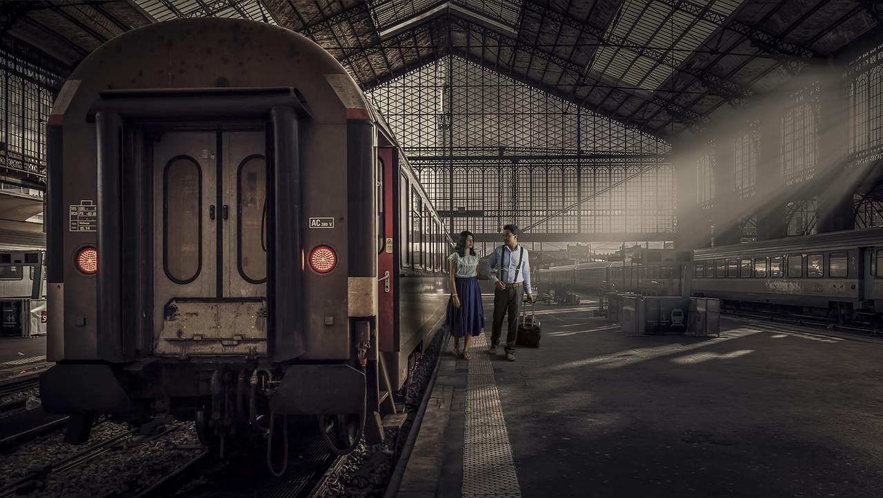 Dokąd jedzie ten pociąg
